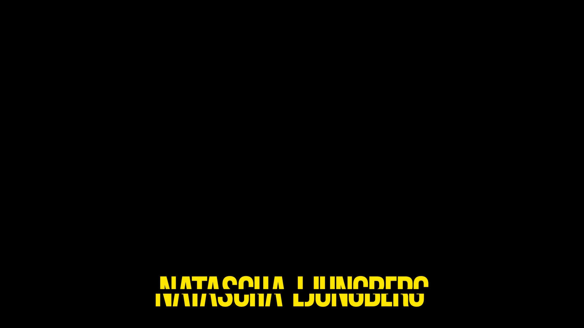 Natascha Ljungberg